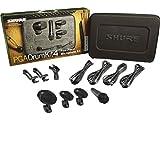Shure PG ALTA - Kit de 4 micrófonos para batería