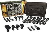 Shure PG ALTA - Kit de 7 micrófonos para batería