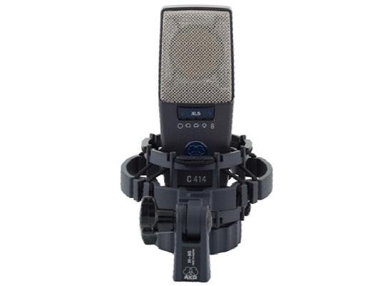 Microfono AKG C414XL II caracteristicas
