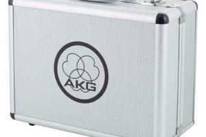 microfono AKG C414XL - Maletin