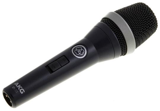 AKG D5 CS micrófono dinámico Cardioide
