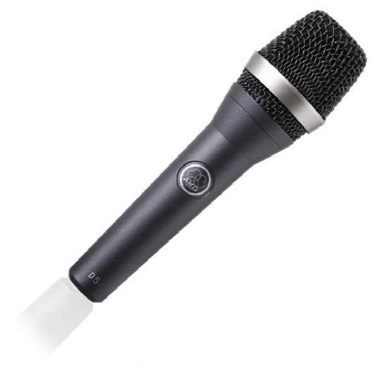 AKG D5 microfono cardioide para cantar en vivo