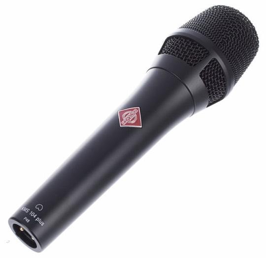Neumann KMS104 micrófono de mano de condensador