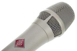 Neumann KMS104 plata para cantantes