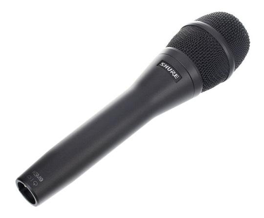 Shure KSM9 CG micrófono de alta gama shure para cantar