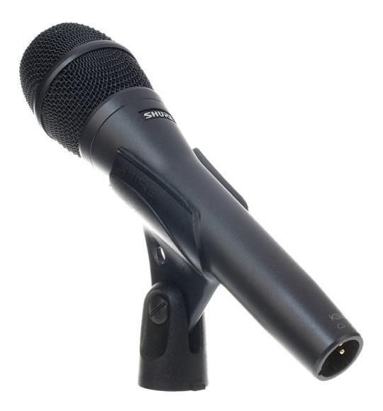 Shure KSM9 CG microfono para cantantes profesionales