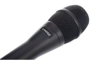 Shure KSM9 CG microfono profesional para voz