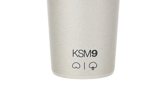 Shure KSM9 Cardioide y Supercardioide