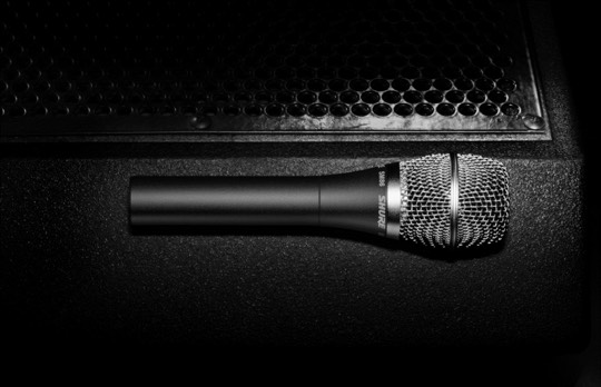 Shure SM86 Micrófono para cantar en Vivo para mujeres