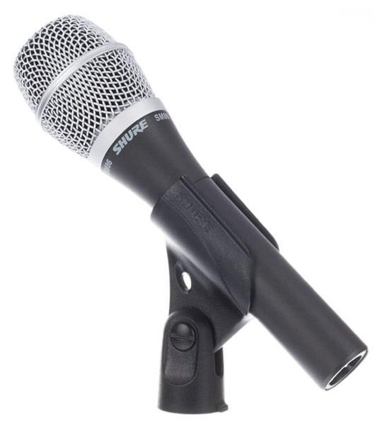 Shure SM86 microfono para voz de mujeres