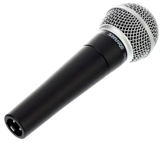 Shure Sm58 microfono para cantar