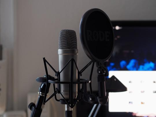 Micrófono Rode NT1
