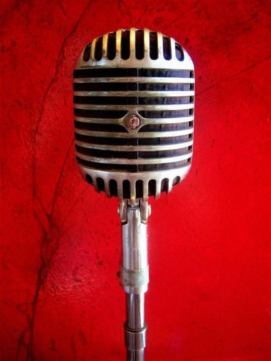 microfono Shure s55 microfono de Elvis