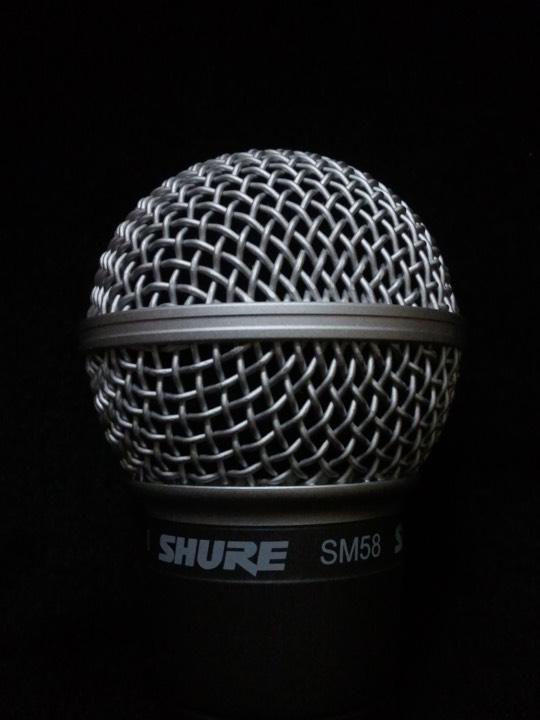 microfono shure SM58