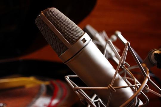 micrófonos de condensaodr