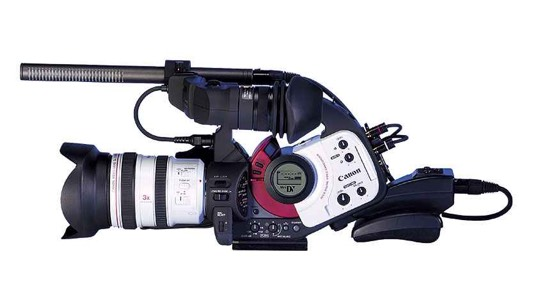 micrófono ambiental para camara