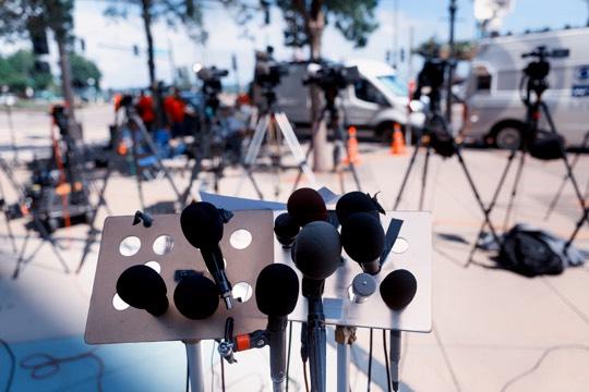 microfonos para reportero