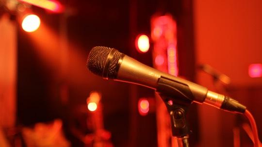 microfonos para cantar en vivo