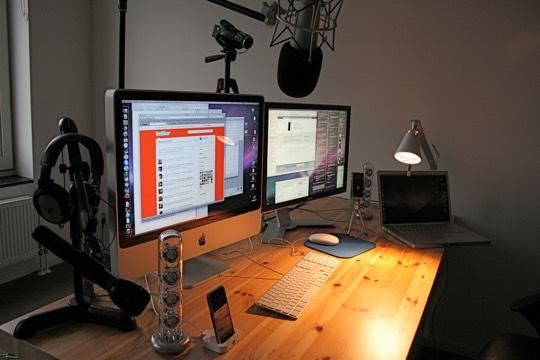 microfonos para grabar en estudio