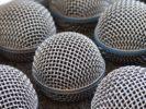 rejilla del microfono