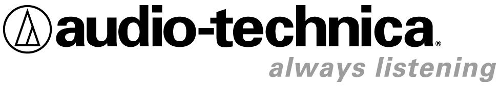 Micrófonos Audio technica