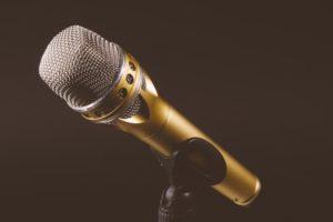 microfonos profesionales para cantantes