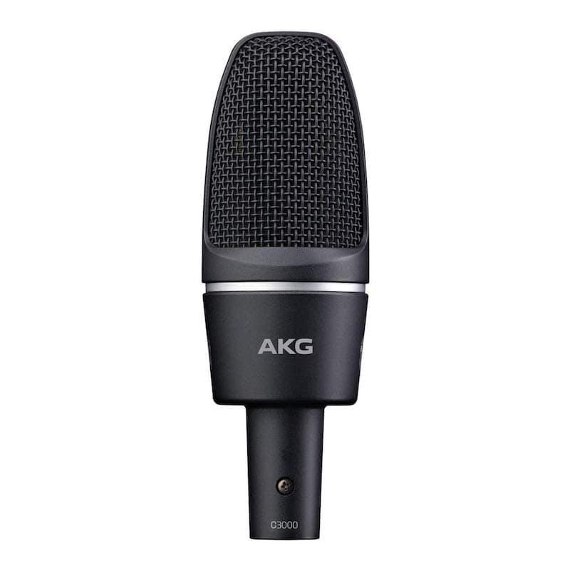 microfono akg c3000